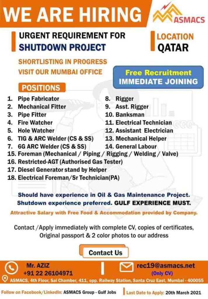 Qatar Jobs