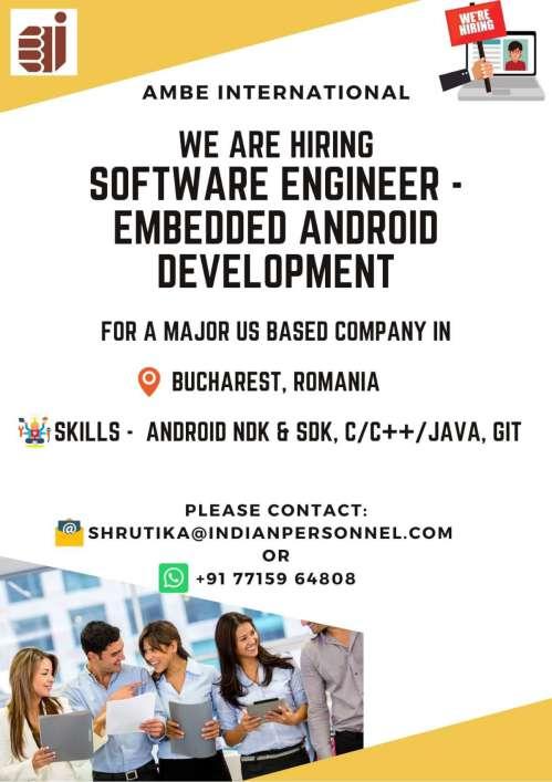 Gulf jobs - Urgent hiring for Saudi Arabia/ Jordan/ Qatar / Romania