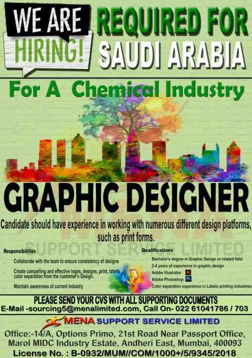 Gulf job vacancy - A large job vacancies for UAE & Saudi Arabia