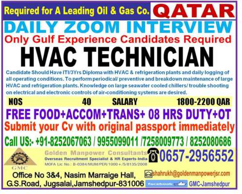 Gulf Employment News | Latest Gulf job vacancies - 1200+ Seats