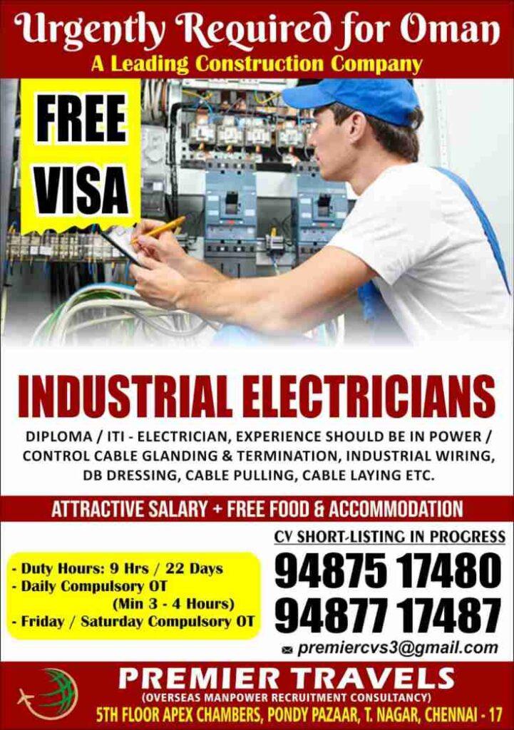 industrial electrician