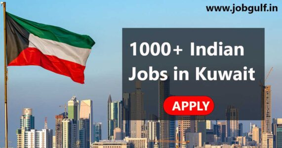 Jobs in Kuwait for Indians | Kuwait jobs today