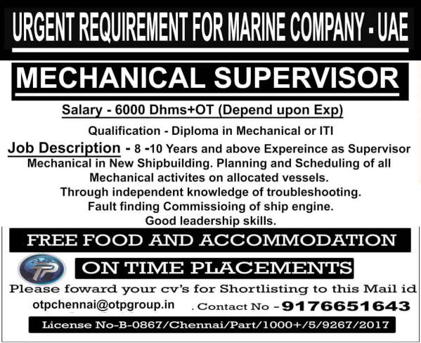 Latest Gulf jobs for Indians - 200+ job vacancies for Saudi, UAE, Oman, Qatar