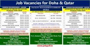 Gulf job indian