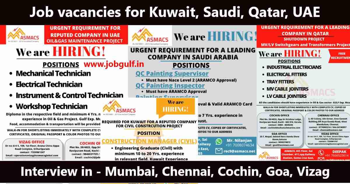 Gulf times jobs – Kuwait, Saudi Arabia, Qatar, UAE