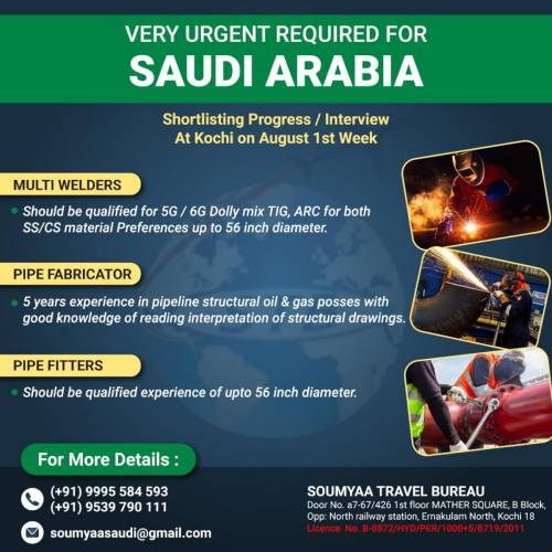 Jobs at Gulf - Job vacancies for Saudi Arabia & Qatar