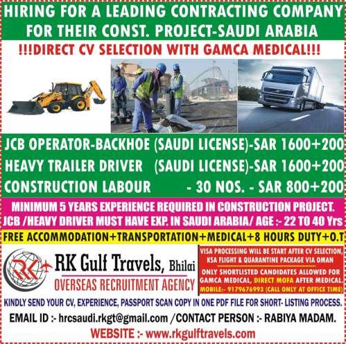 Assignment Abroad jobs - Saudi, UAE, Qatar, Cyprus