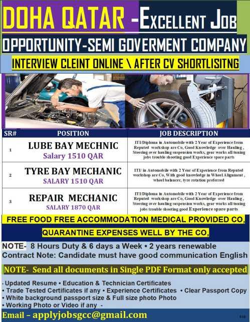 Automobile Company - Qatar