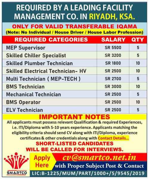 Facility management Riyadh