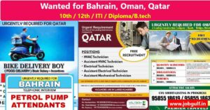 Gulf jobs India