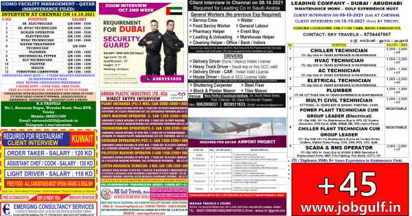 Assignment Abroad jobs today
